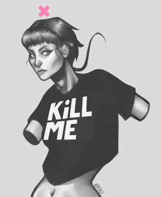 KILL HER. by A-F-U-L-i