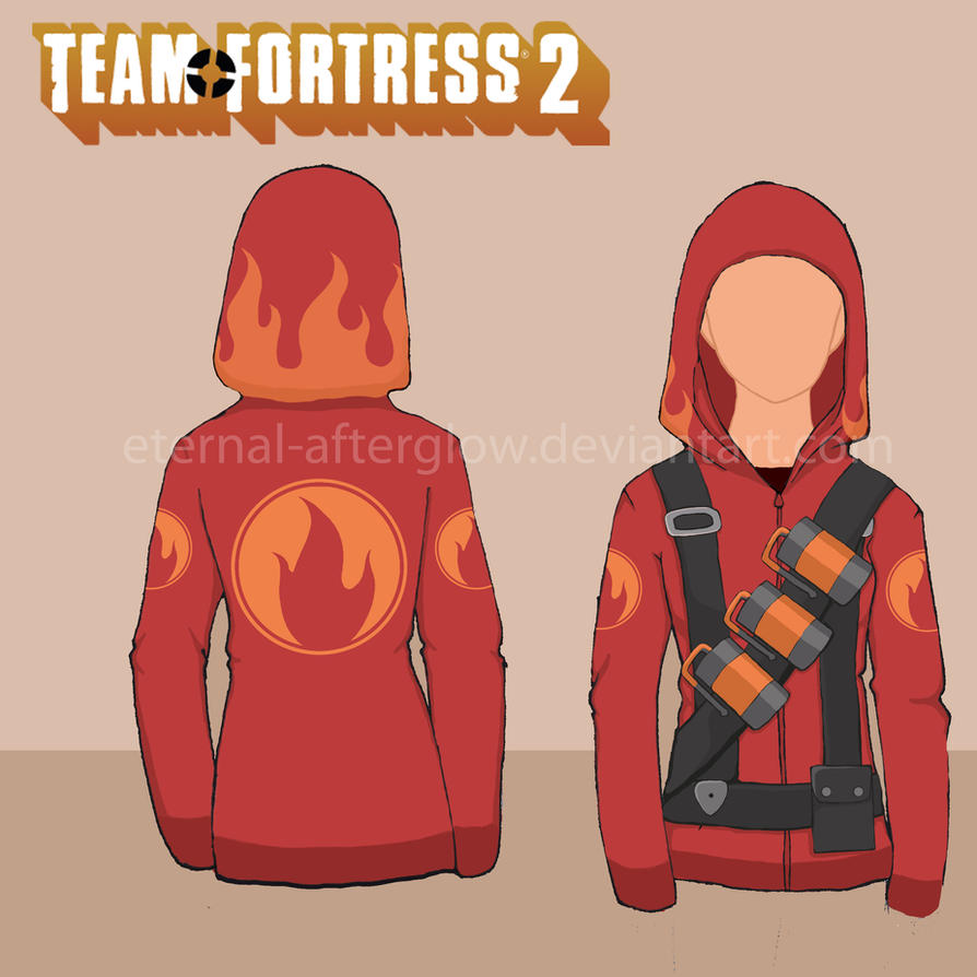 Team Fortress 2 Pyro Jacket by Eternal-Afterglow