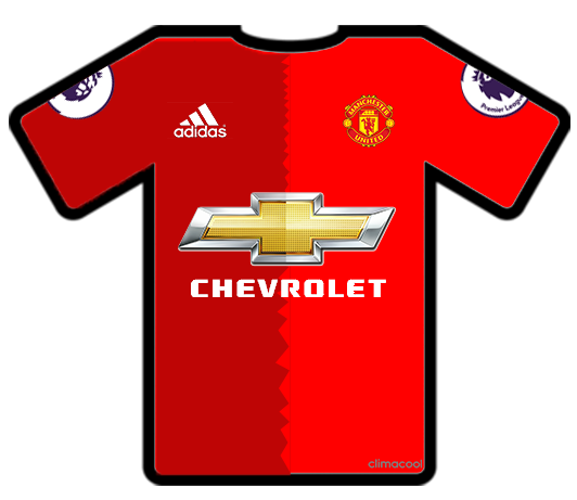 huge selection of d890c 06b59 Tiny Shirt Design - Manchester United Home Jersey by ...
