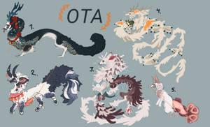 ota various adopts! closed