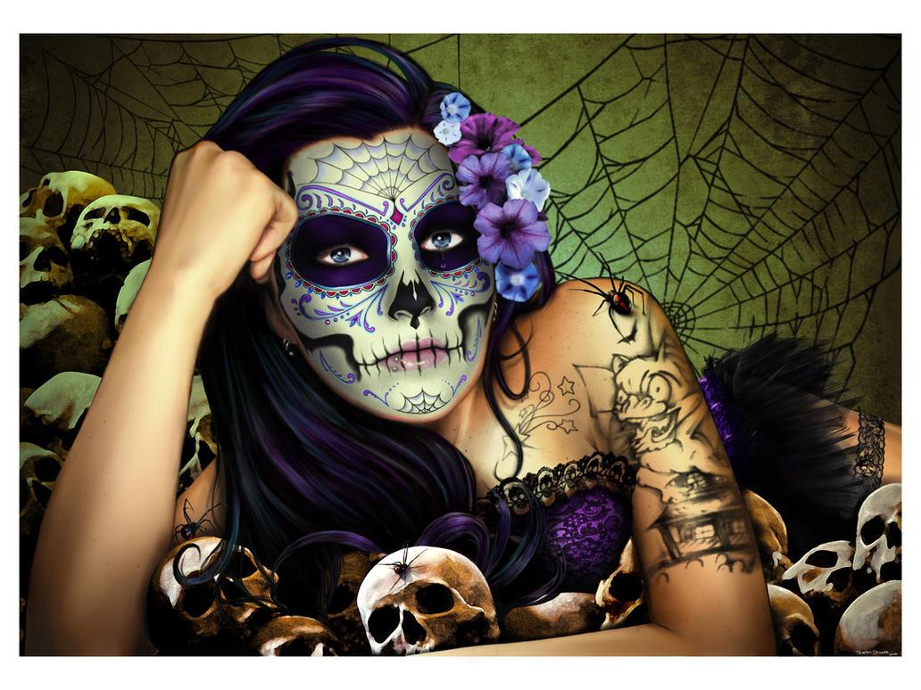 Dia De Los Muertos by pureatheism