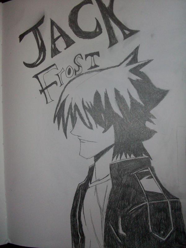 Jack Frost by Knightdrop