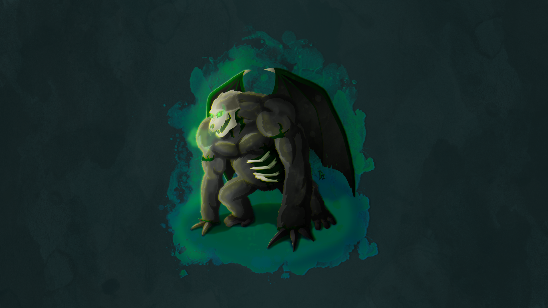 Demonic Gorilla Wallpaper Osrs By Deathlezz On Deviantart Some optimization work has gone into this release which should reduce the frequency of the pauses. demonic gorilla wallpaper osrs by