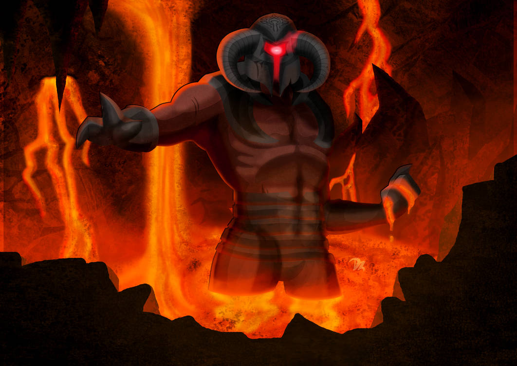 Zuk of the inferno - OSRS by Deathlezz on DeviantArt