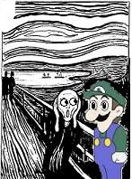 Weegee causes heartattack by ThaBrokenSword