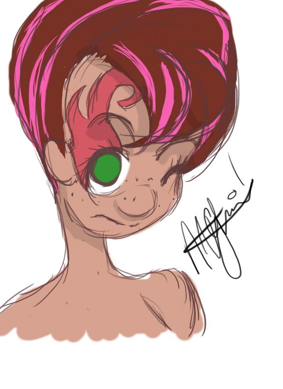 Jeera sketch by Heaven1yHands
