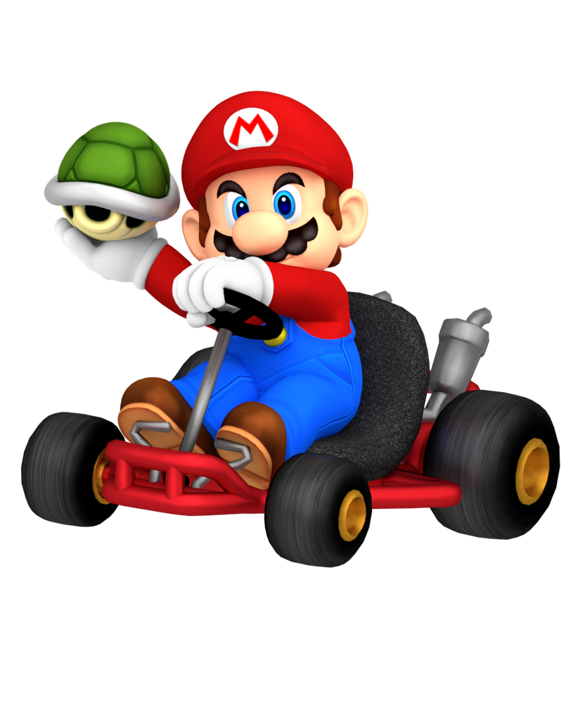 mario kart 64 how to add custom character