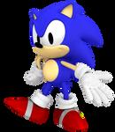 Classic Sonic Presenting