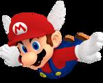 Super Mario 64 Boxart Pose Recreation