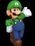 Luigi in the Top 100 Winning Pose