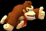 DK Run Thumbs Up Render