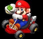 Mario Kart Odyssey Render