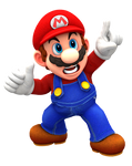 Jumpman Redone Pose Odyssey Render (Default Mario)