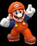 Jumpman Redone Pose Odyssey Render (Classic Mario)