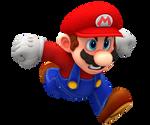 Odyssey Mario Running Like Sonic