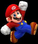 Odyssey Mario Jump Render