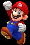 Mario Jump 2 Render