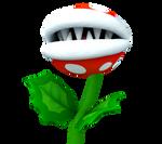 Piranha Plant Render