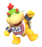 Bowser Jr Render