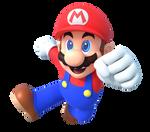 Mario Party Advance Render