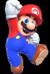 Mario Jump Render (2020)