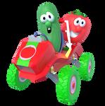 VeggieKart Double Dash Render