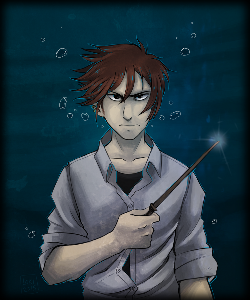 ILGB : Son of the Sea by Loki-Wings
