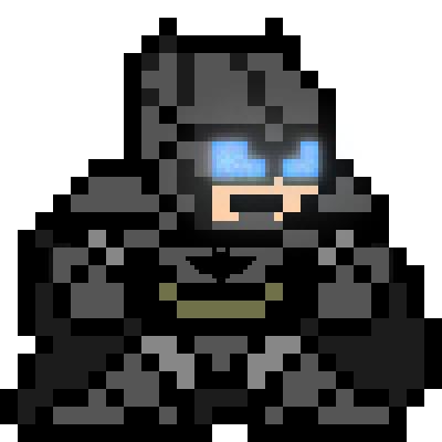 batman vs superman pixel - photo #4
