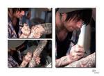 Tattoo Artist Martyn at work