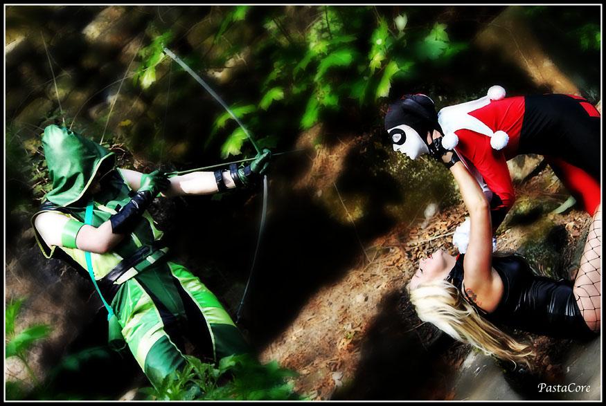 harley quinn arrow wwwimgkidcom the image kid has it