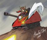 RDM Tank