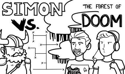 Simon VS. the Forest of Doom by Moenettewashere