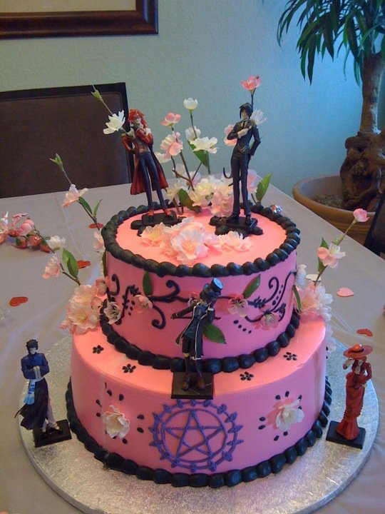 16th B Day Black Butler By I Smell Children On Deviantart