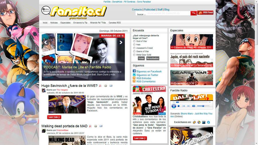 fansite cl portal: