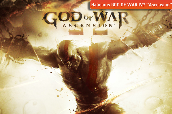 SLIDE God Of War - Ascension by FuaniChan