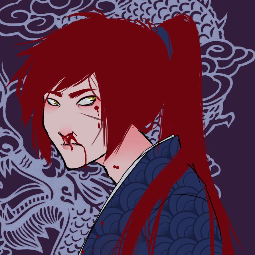 Battousai the manslayer by Toki-dono