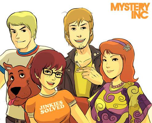 mystery inc. crew