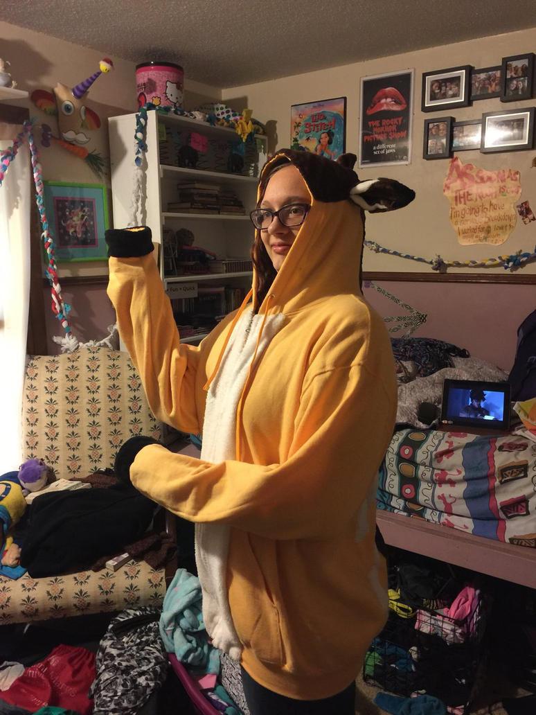 Bambi Halloween costume  by Jeskl
