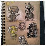 More Star Wars Kewties!