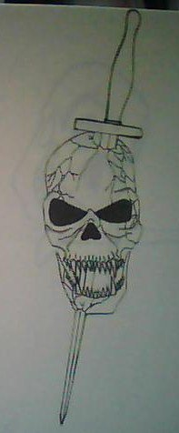 skull by christymay26