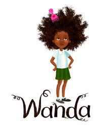 Wanda half title