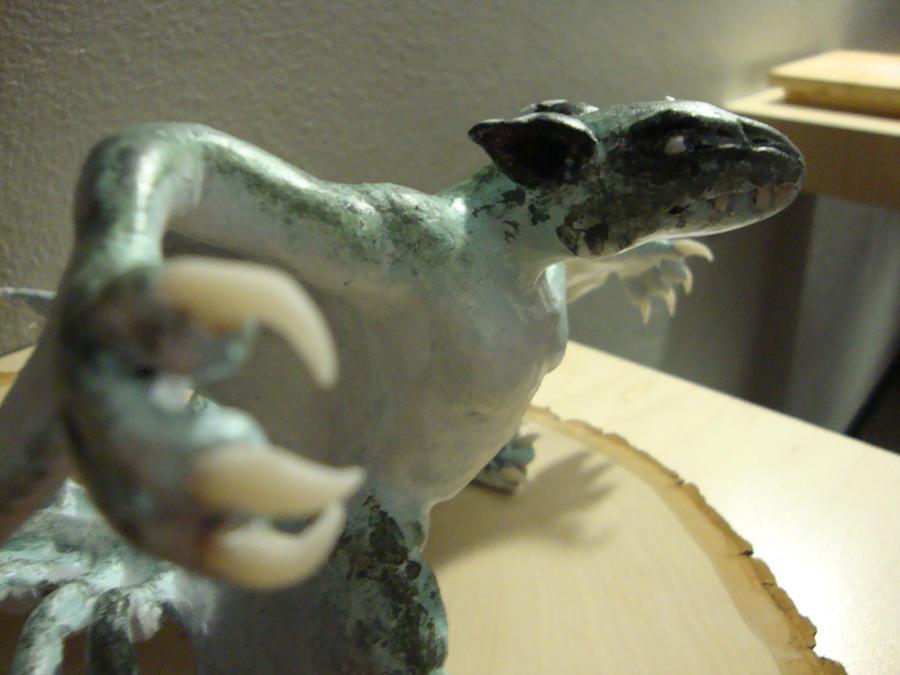 My First Clay Model by Blackfirehawk