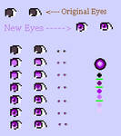 Pixel eye tutorial