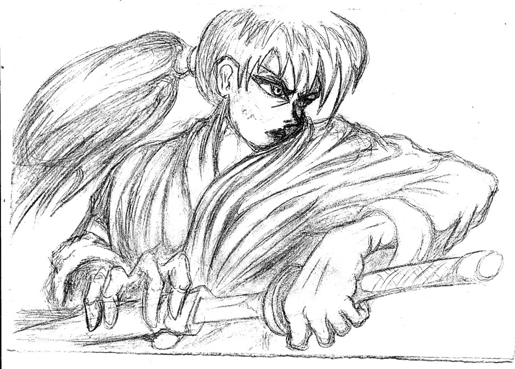 Ruroni Kenshin-1 by Murzik18