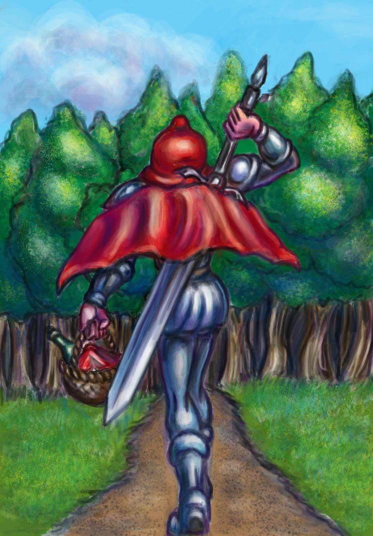 Red Riding Hood-(ver10)(var01)Claymore by Murzik18
