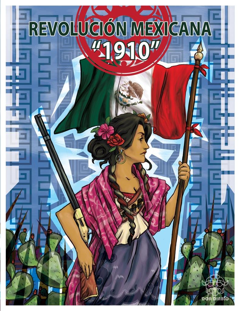 Revolucion 1910 by mazui