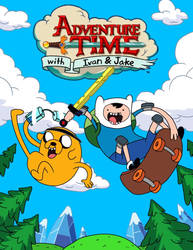 adventure time by mazui