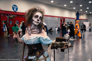 Anime Matsuri 2014 - Steampunk Day of the Dead