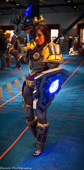 Anime Matsuri 2014 - World of Warcraft
