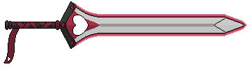 Glowing Lover Weaver's Blade